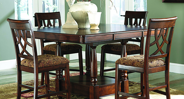 Dining Room Laughlin Furniture Shelby NC